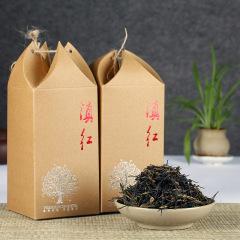 云南特产 凤庆功夫红茶 2019年松针直条一芽二叶 蜜香滇红茶