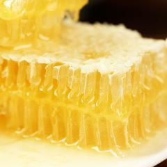 云南野生蜂蜜蜂巢农家自产土特产蜂巢蜜百花蜜盒装